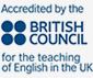 British Council Approved